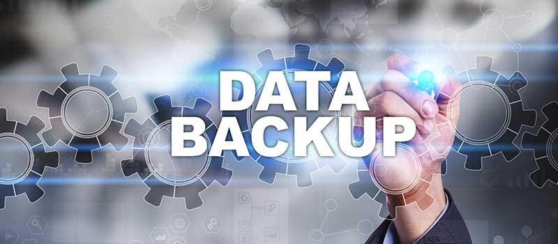 Advantages of Data Backup